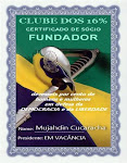 CLUBE DOS 16%