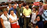 PSOE y JSA Málaga