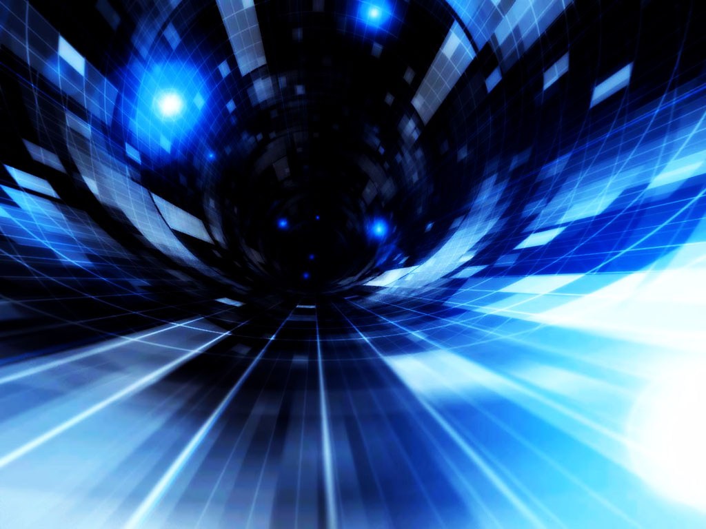 Abstract Blue Dimension Picture   Abstract Graphic Wallpaper