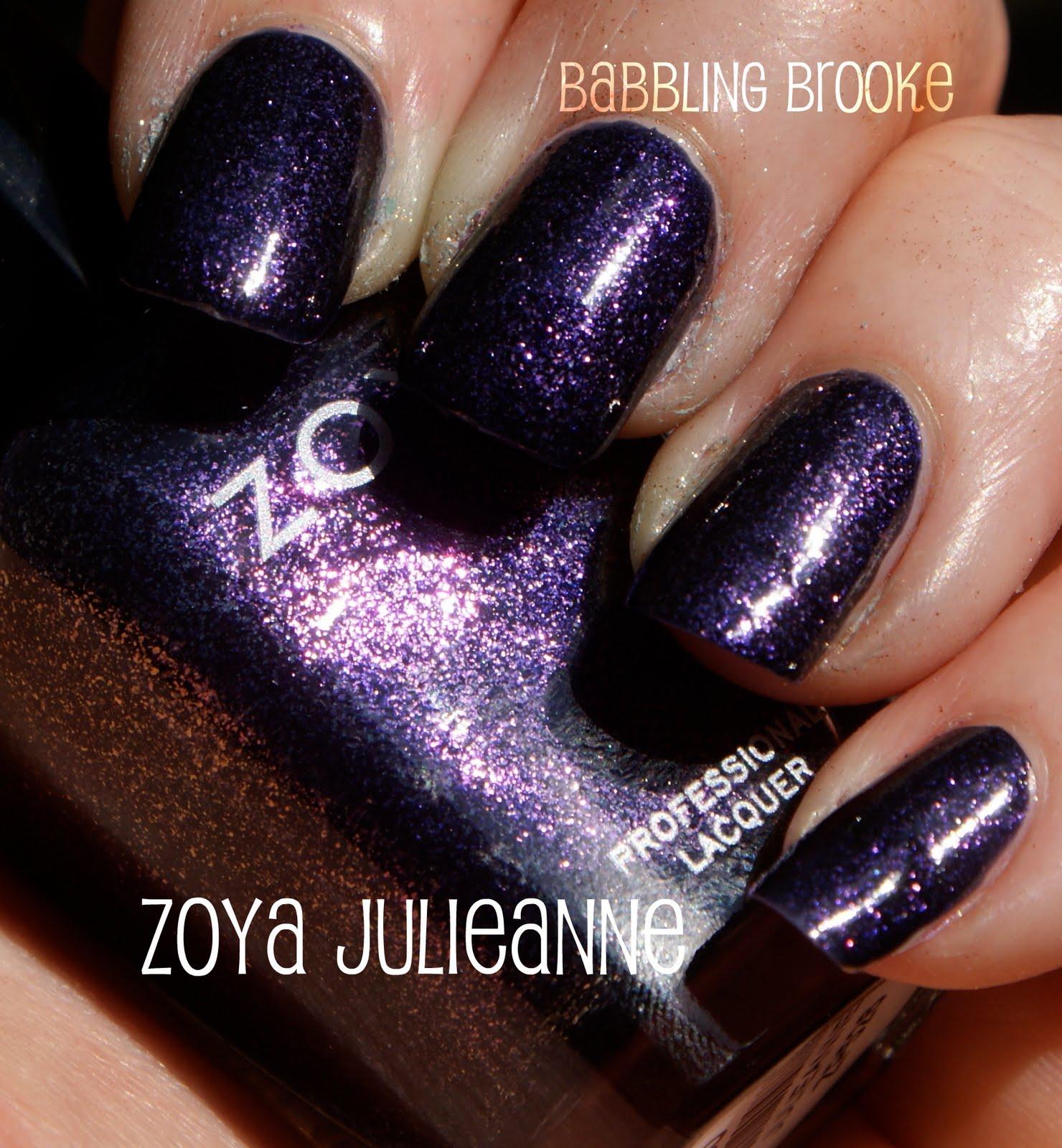 Babbling Brooke: Zoya Wicked - Fall 2010