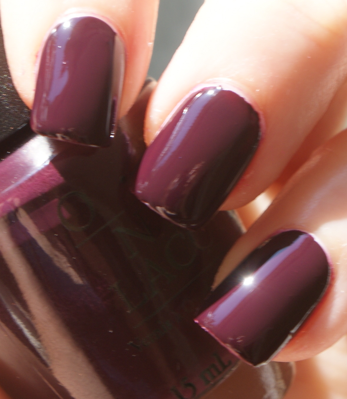 Babbling Brooke: OPI Swiss - Fall 2010 Collection