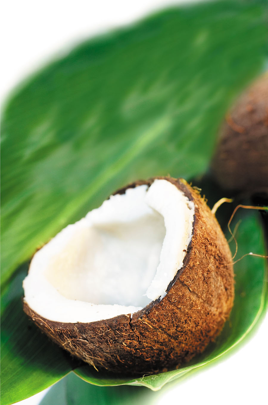 Natural Coconut Oil For Natural Hair