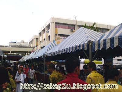 Bazaar Ramadhan Asia City Sabah