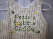Daddy's Little Caddy Shortall