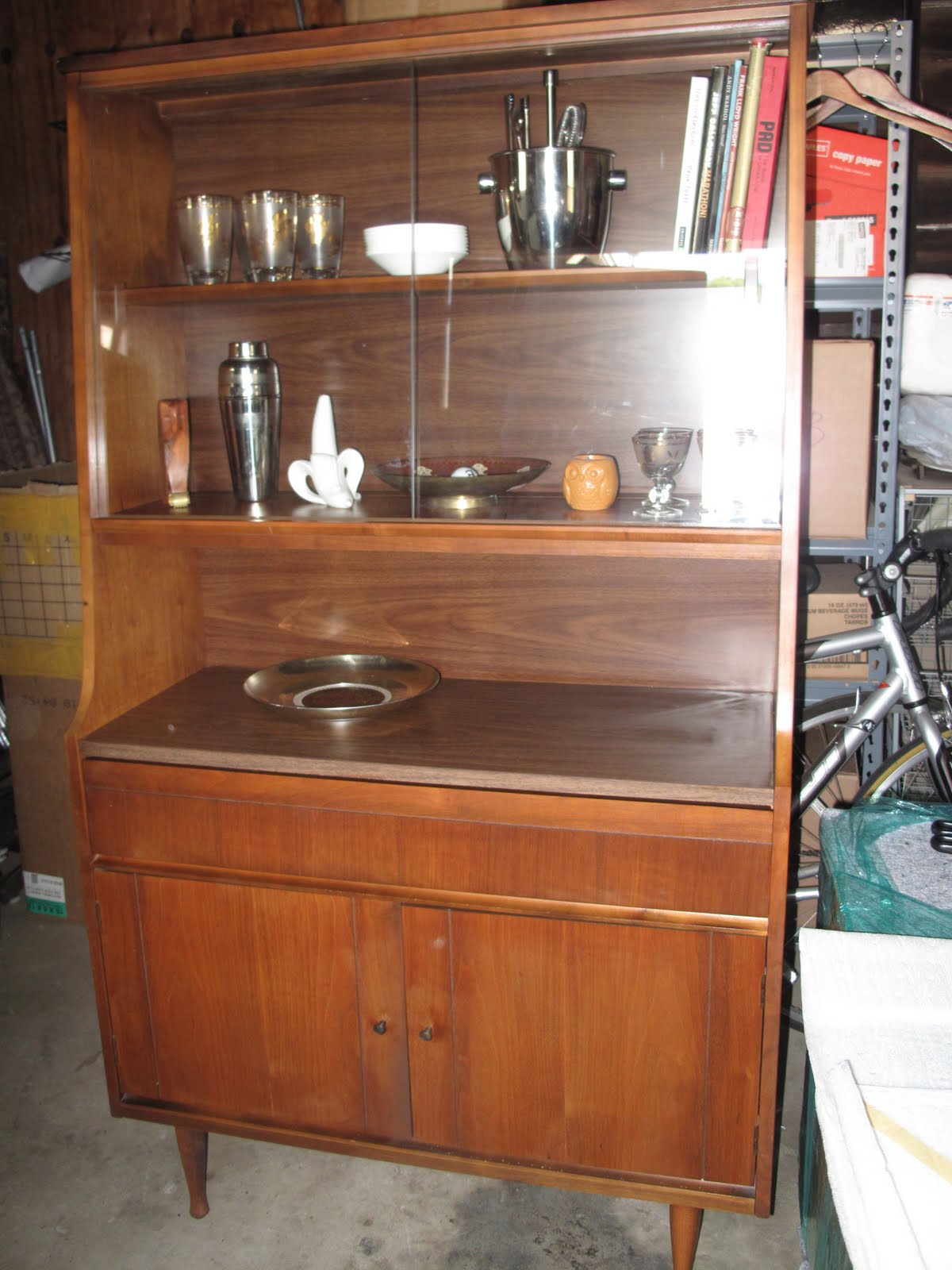 South Harlem For Sale Mid Century Cabinet