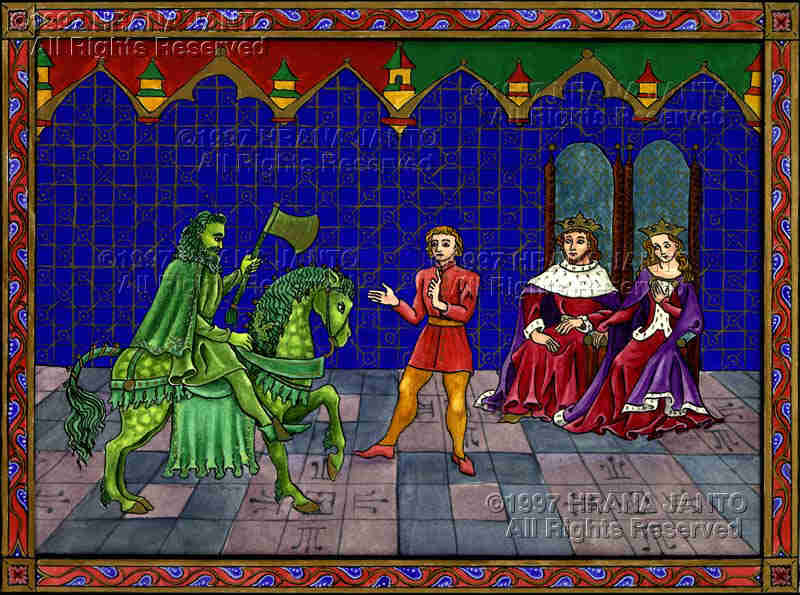the theme of chivalry in sir gawain Sir gawain and the green knight and the threat of women to courtly life  this  begins a year-long quest where gawain's honour, courage, and chivalry are   while still trying to promote the underlying theme of this poem which proves that.