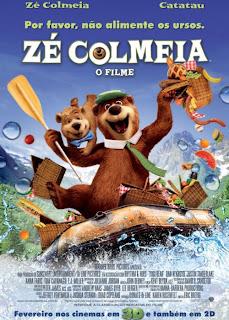 Zé Colmeia O Filme Dublado 2011