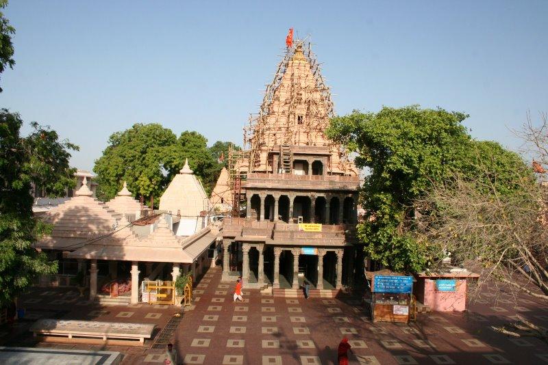 Twelve Jyotirlingas (Dwadasha Jyotirlinga) Darshana - 03. Sri Mahakaleshwara Temple, Ujjain