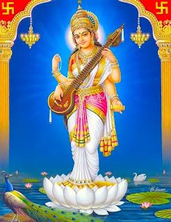 Myspace Saraswati Graphics Goddess Saraswati Clipart