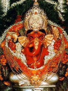 Wallpaper Of Siddhivinayak Temple