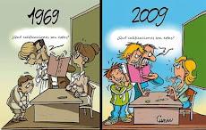 Evolución¿? de la educación
