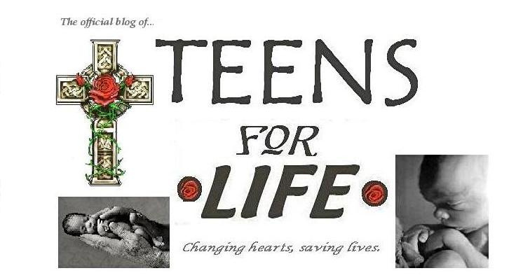 TEENS FOR LIFE