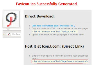 copy iconj favicon code