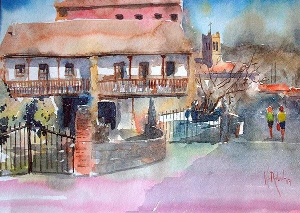 La casa de los marroquies corrales de buelna jpg - Casas marroquies ...