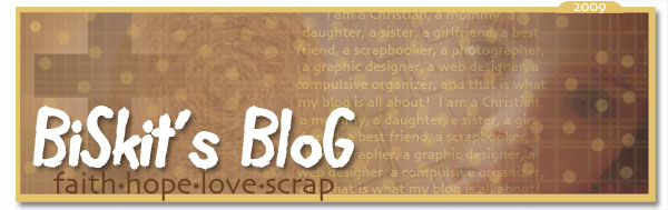 Biskit's Blog