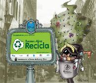 Ayudanos a Reciclar!