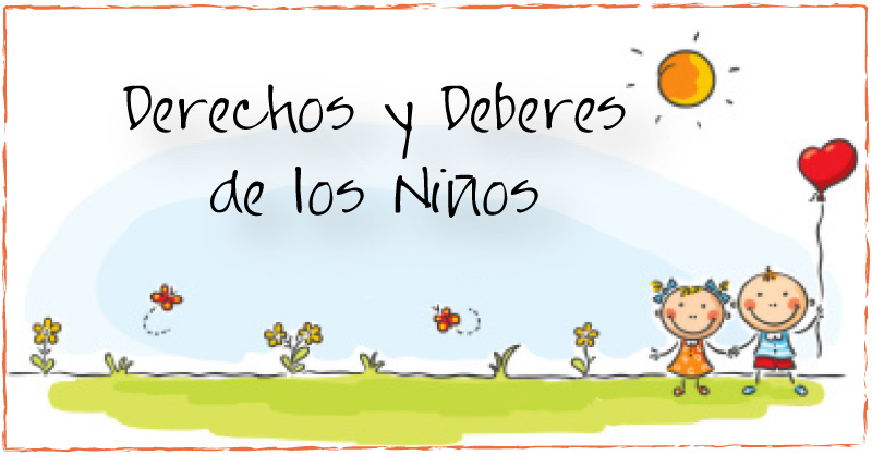 Tema Mayo: Derechos y Deberes de los Niñ@s | ProCreSer