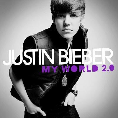 Justin Bieber Album on Lookatjustinbieber Blo   My World Album Artwork