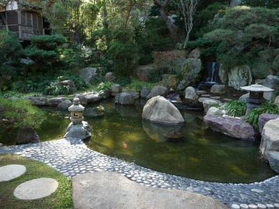 Experiencing Los Angeles Experiencing L A In January Ucla Japanese Garden