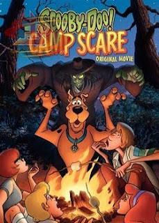 Scooby-Doo - Acampamento Assustador
