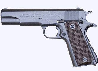 我最喜歡的一把手槍