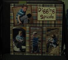 Digging Spuds 2007