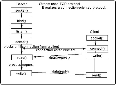 Socket Programming	Socket Creation Network Lab Program