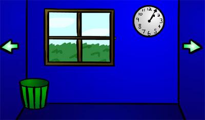Juegos de escape Another Blue Room solucion