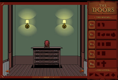 The Doors Walkthrough, solution, cheats, codes