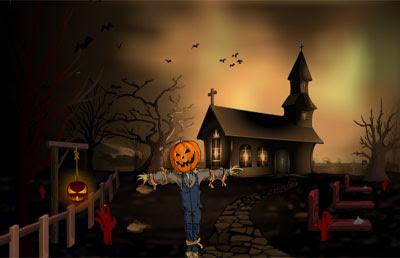 solucion Halloween Night Escape guia