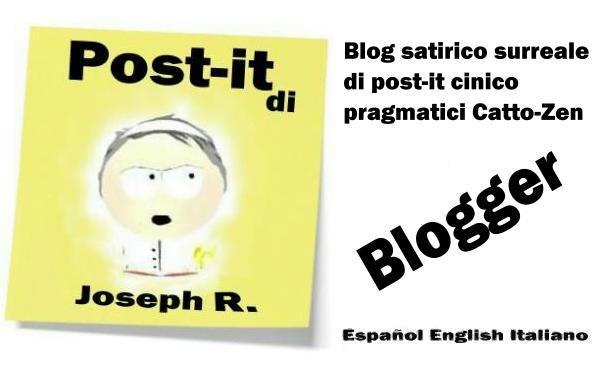 Post-it di Joseph R.