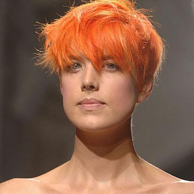 Burnt Orange Hair Color Pictures
