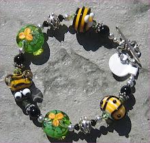Bumblebee Garden Bracelet