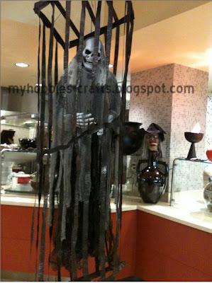 My Hobbies and Crafts: Indoor Halloween Decorations - Inside Halloween Decorations