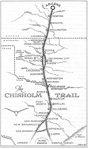 the chisholm trail The chisholm trail convention is a non-profit public charity organization with the primary purpose being to provide service and fellowship opportunities to the.