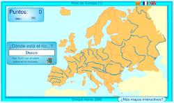 RÍOS E LAGOS DE EUROPA