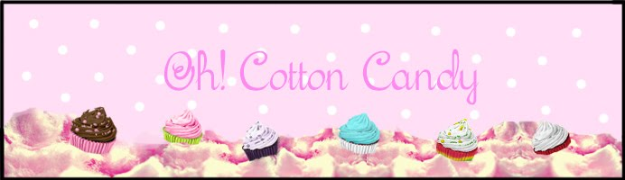 Oh! Cotton Candy