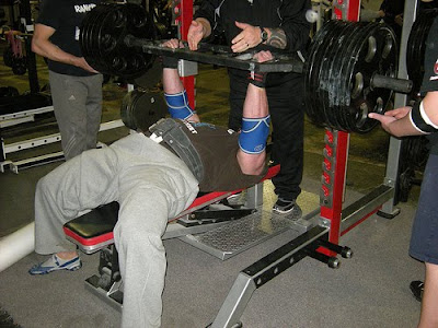 Dynamic Effort Training
