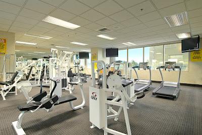 Fitness Center,gym