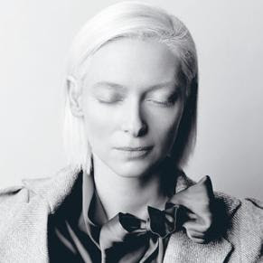 TILDA SWINTON BRAINY FASHION