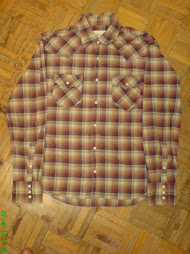 WESTERN LONG SHIRT RARE