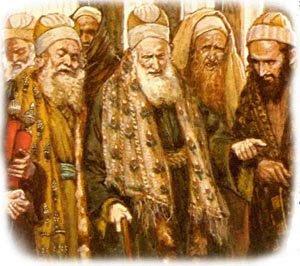 Los fariseos piden una señal Pharisees2