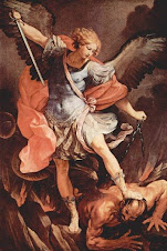 San Miguel Arcángel protege este blog