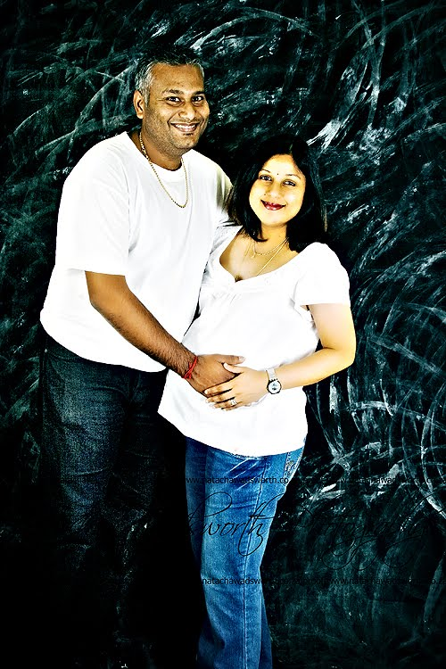 Cape Town Maternity Photo Shoot