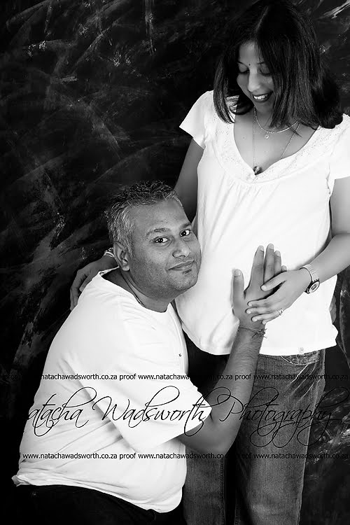 Maternity Couple Photo Shoot Cape Town