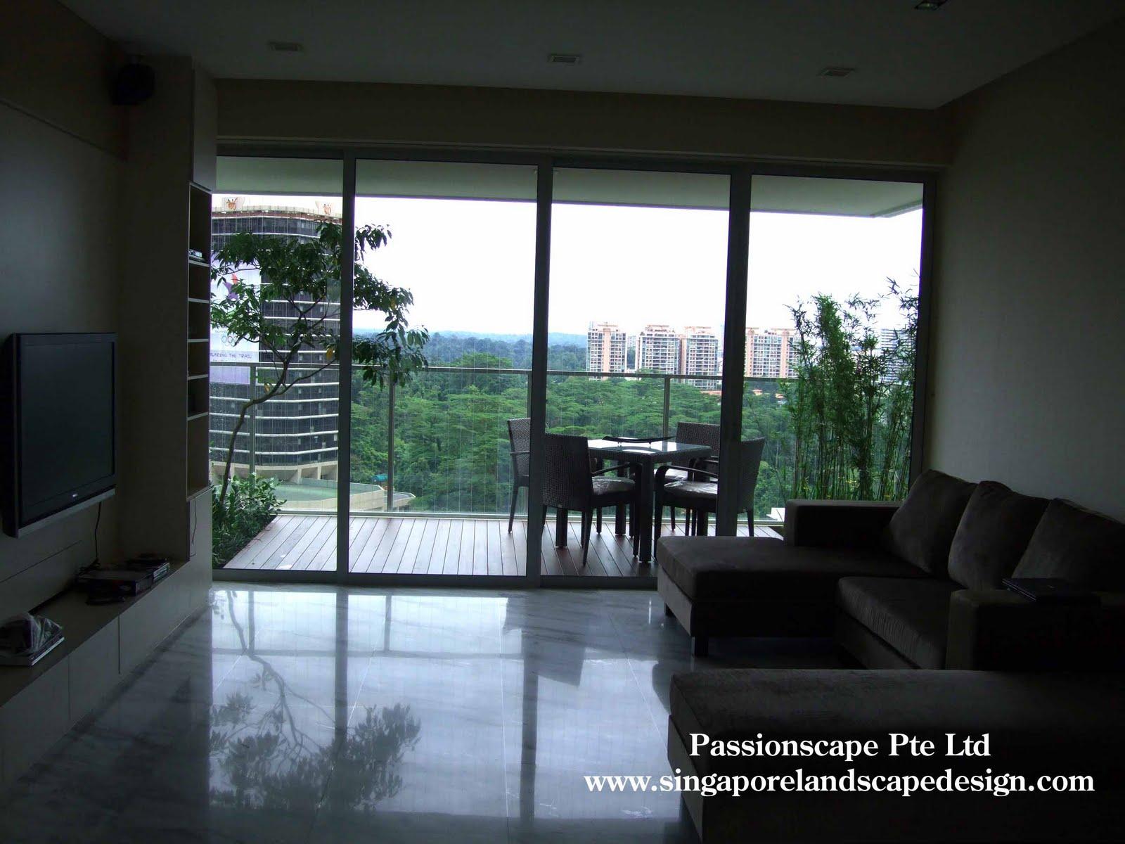 Singapore Landscape Design Lifestyle Patio 1