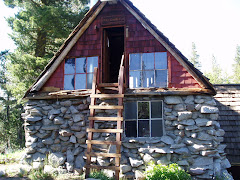 Peter Grubb ski hut