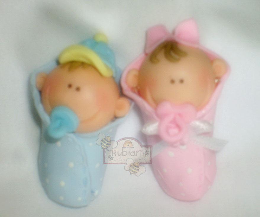 Bebês Fofuchos com imã