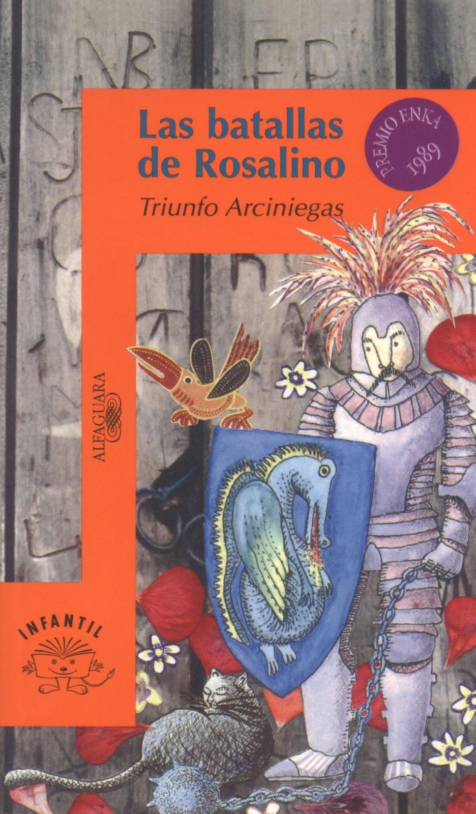 De otros mundos: Triunfo Arciniegas según Jorge Cadavid