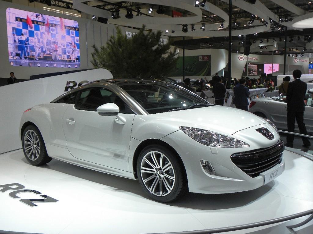 peugeot rcz related images,start 200 - WeiLi Automotive Network
